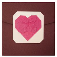 Cuore Origami tutorial