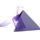 Scatola piramide petali 2 portfolio