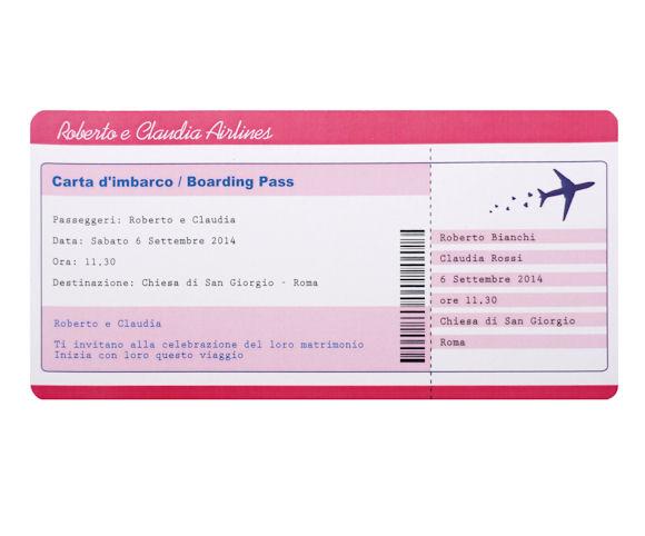 Biglietto Singolo