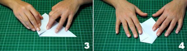 Scheda 2 - Cono Portariso Origami
