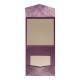 Busta quadrata con tasca Iris Interno con Cartoncino Portfolio