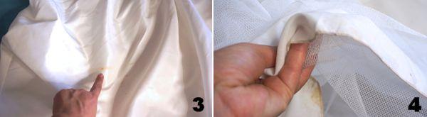 Scheda 2 _ come lavare abito sposa