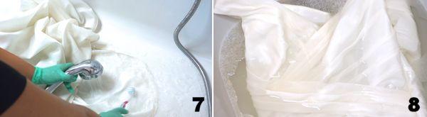 Scheda 4 _ come lavare abito sposa