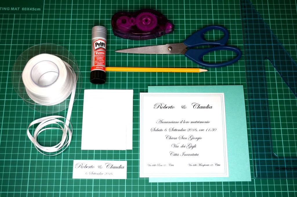 Materiali Partecipazioni Tiffany