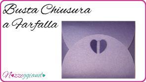 Busta chiusura Farfalla link